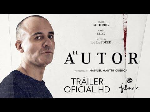 EL AUTOR - La película de Manuel Martín Cuenca, Premio Fipresci en el Festival de Toronto 2017