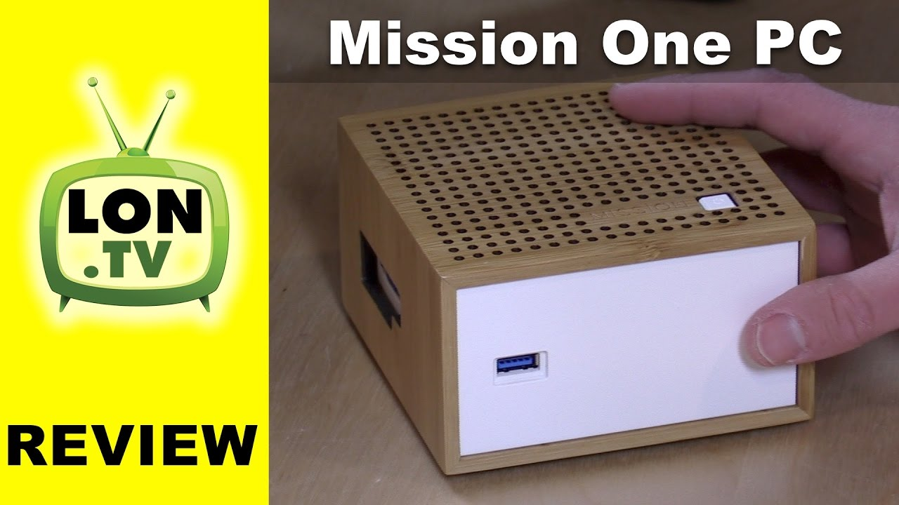 Mission One Mini PC and Endless OS review - PC designed to work offline