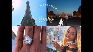 My Engagement Story || Dream Proposal in Paris