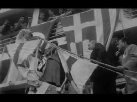 Ankara (Turkish Maritime Lines) [1953] -   Hellenic Coastal Shipping Heritage