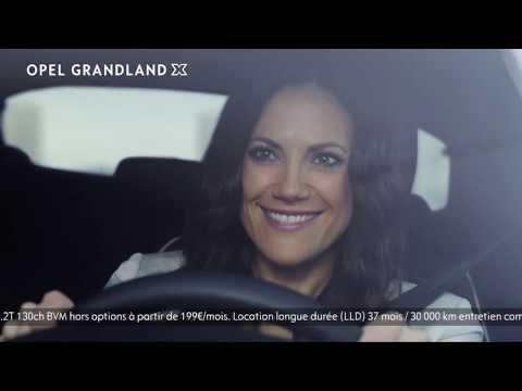 Vidéo Publicité 2018 - Opel - Grandland X - Mais T'as la Même Voiture