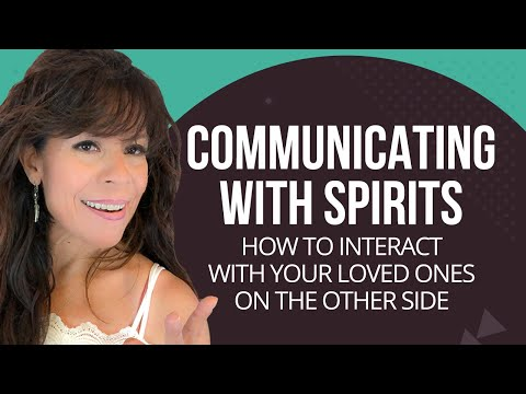 Life coach are spirit communications real