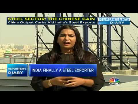 Indian steel sector's mega milestone: 100 million tonnes in production