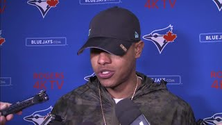 Stroman hopes blister issue