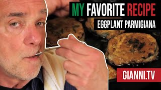 Video Eggplant Parmigiana, My Favorite Dish, Italian Recipe - Gianni's North Beach download MP3, 3GP, MP4, WEBM, AVI, FLV Agustus 2017