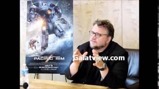 Guillermo Del Toro Explica Pacific Rim y sus secuelas La Trilogia