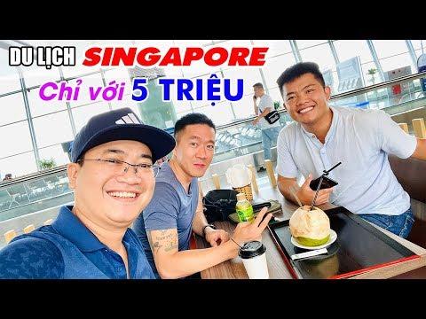 DU LỊCH SINGAPORE TỰ TÚC GIÁ RẺ   Chỉ với 5 triệu có đủ không?