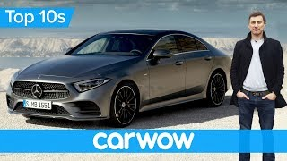 New Mercedes CLS 2018 - its style will influence all other Mercs | Top10s
