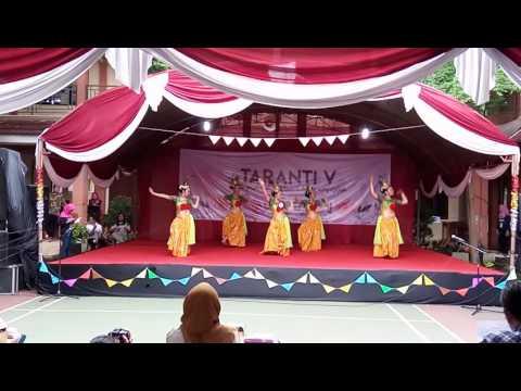 Tarian Genjring Party Krakatau (SMK Al - Muhtadin)