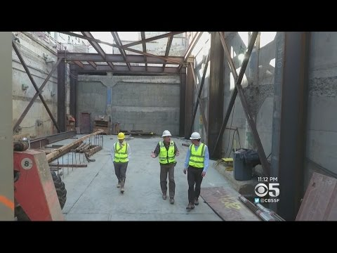 CENTRAL SUBWAY:  An Exclusive Underground Look At San Francisco's Central Subway Project
