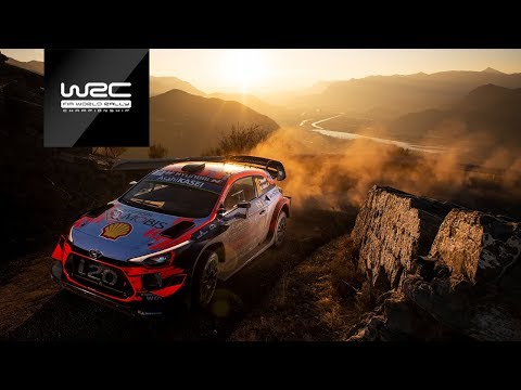 WRC - Rallye Monte-Carlo 2019: Highlights Stages 6-8