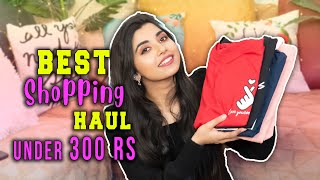 The Best Online Shopping Haul Under Rs 300 Online Shopping Haul