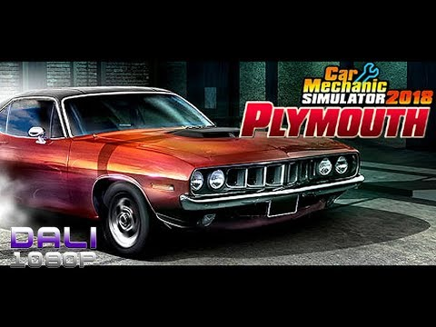 Car Mechanic Simulator 2018 - Plymouth DLC PC Gameplay
