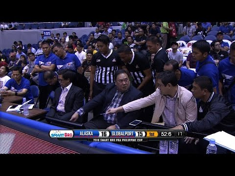It's a technical situation | Philippine Cup 2015-2016