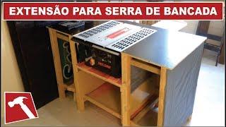 Bancada para Serra Skil 3610