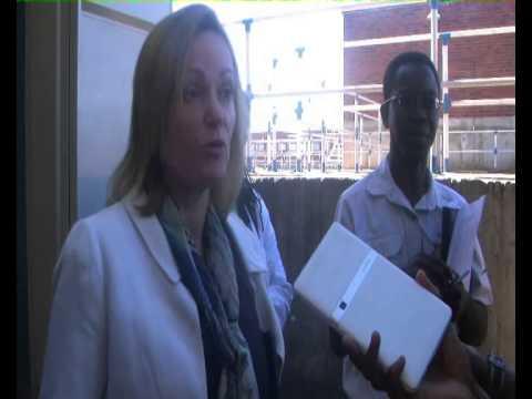 British Ambassador to Zimbabwe Deborah Bronnert: UK funds resuscitate Bulawayo water supply