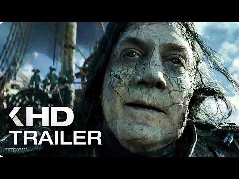 PIRATES OF THE CARIBBEAN: Dead Men Tell No Tales NEW TV Spot & Trailer (2017)