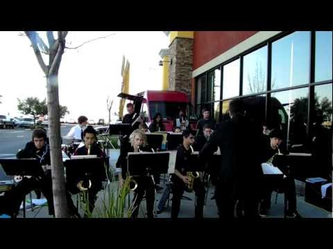 2012 Vista Murrieta High School Jazz Band-A Little Blues Please