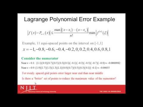 ChebyshevPolynomials