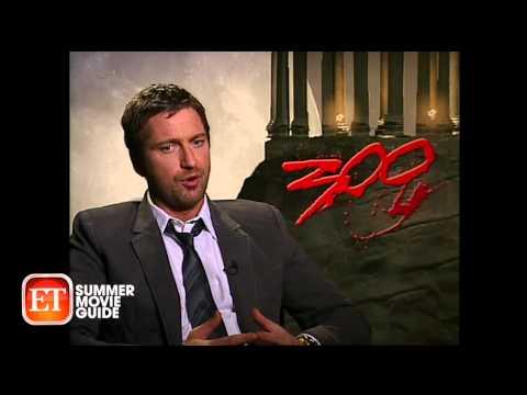 Flashback: Gerard Butler's '300' Training Regimen