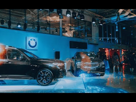 THE X5 & THE X7 Presentation At Omega Motors Tbilisi