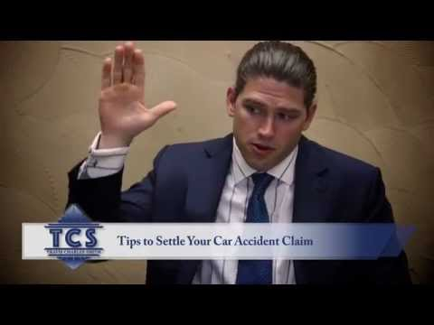 Tips to Settle Car Accident Claim with Insurance Co.