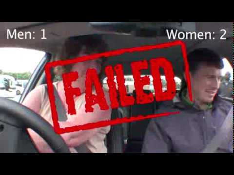 Parallel parking men vs women   Auto Express