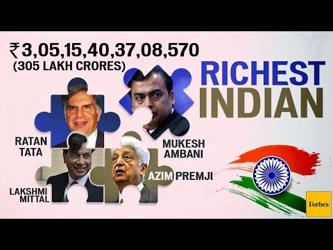 Richest Indians on Forbes List | Indian Billionaires | Brain Buzz | 2018