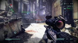 Storm Killzone | 63 Kills | Killzone 3 Multiplayer Quickscope Gameplay