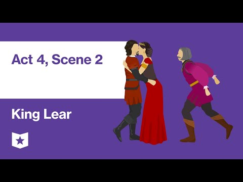 King Lear By William Shakespeare | Act 4, Scene 2