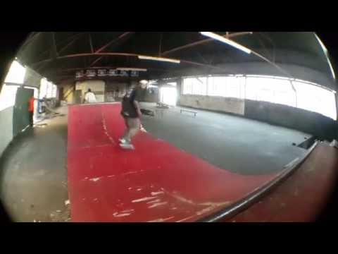 red ramp edit ; Rolling4Life!-Media! and SKATE NATION !