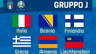 EURO 2020 Qualifiers, focus sulle avversarie dell'Italia