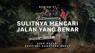 GUNUNG TALAMAU - Sumatera Barat #1