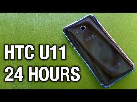 24 hours with the HTC U11