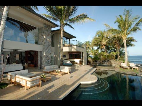 Casas de dise o espectaculares dise os de chalets y for Disenos de casas lujosas