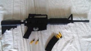 Guns. Lego Guns