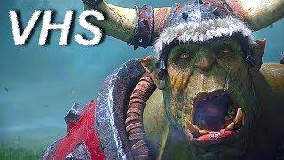 Warcraft 3: Reforged - Трейлер на русском - VHSник