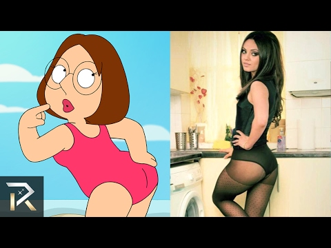 10-awkward-cartoon-characters-voiced-by-hot-actors