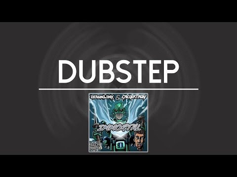 [Dubstep] Calvertron & Downlink - Immortal (F3tch Remix) [JACK KNIFE RECORDS]