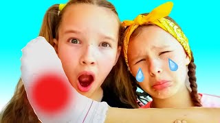 The Boo Boo Nursery Rhymes Song Emi Pretend Play Song for Kids