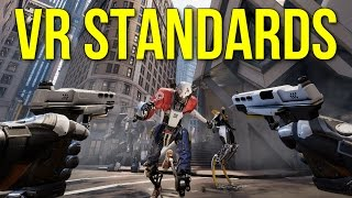 We Need VR Output Standards (Robo Recall Oculus Gameplay for Oculus Rift)