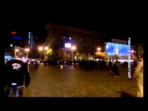 Видео On-line трансляция WEB-камеры с площади Свободы, г