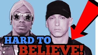 Real Reason Why Eminem Didn't Respond To Nick Cannon. New Album Update!