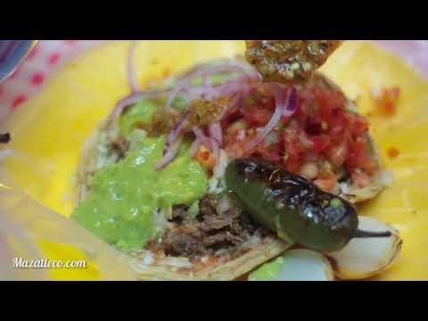 Como se prepara una chorreada en Mazatlán