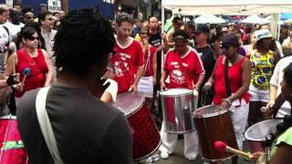 Brazilian Parade NYC 2011