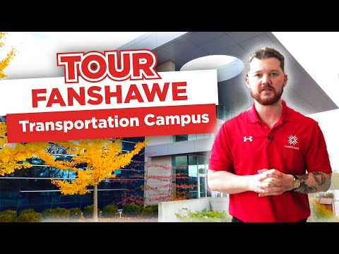 Take a tour of Fanshawe's Center for Applied Transportation & Technologies!