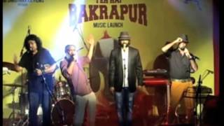 Indian Rock Band Unveils The Music Of Satirical Comedy Film In Mumbai