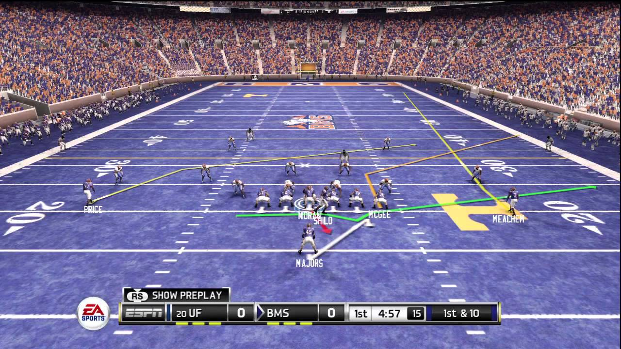 Download Blue Mountain State Team on NCAA 12