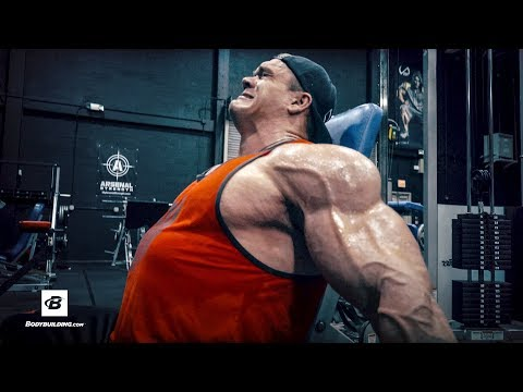 Arm Destruction | IFBB Pro Dallas McCarver