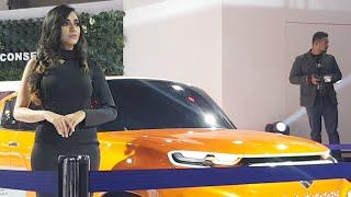Maruti Future S Concept Car At Auto Expo 2018